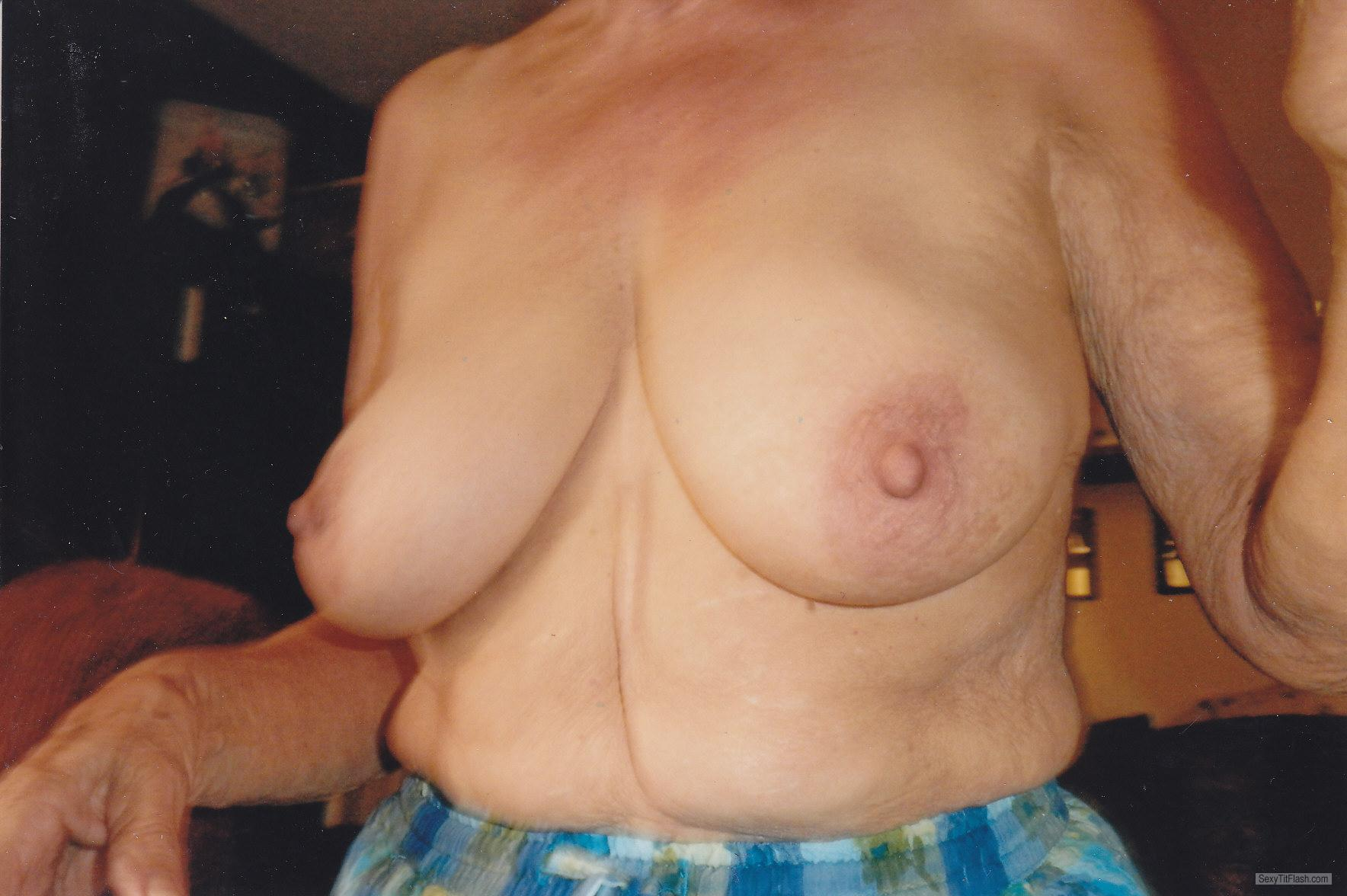 Big Tits Of My Wife ANNE
