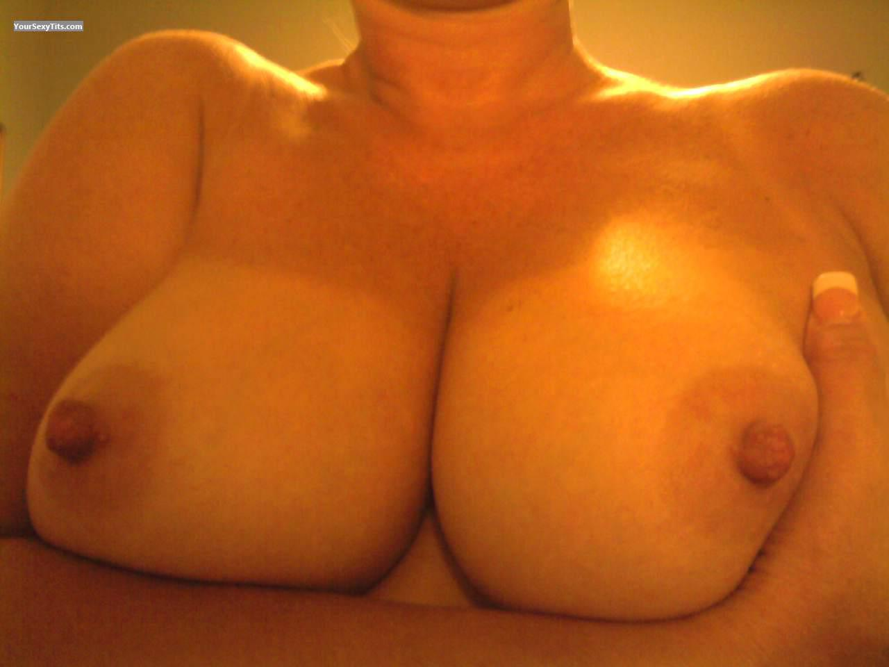 My Big Tits Selfie by Ms Gr8pair