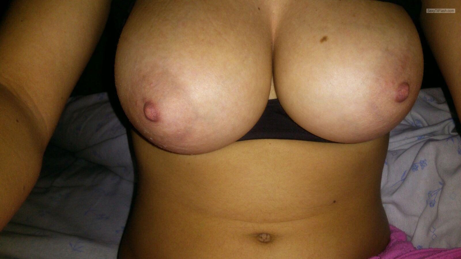 my big tits (selfie) - rosa95 from canada tit flash id 210660