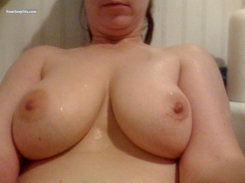 My Big Tits Selfie by Tittyman77
