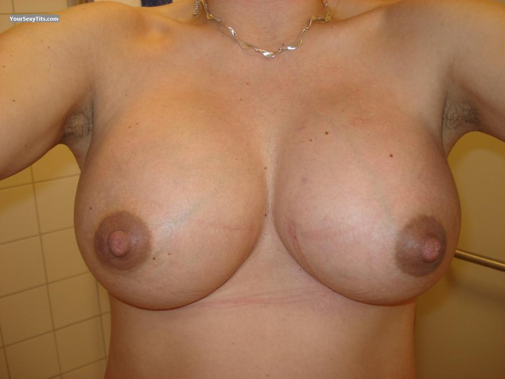 My Big Tits Selfie by Petra