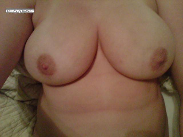 Big Tits Of A Friend Selfie by Danielle