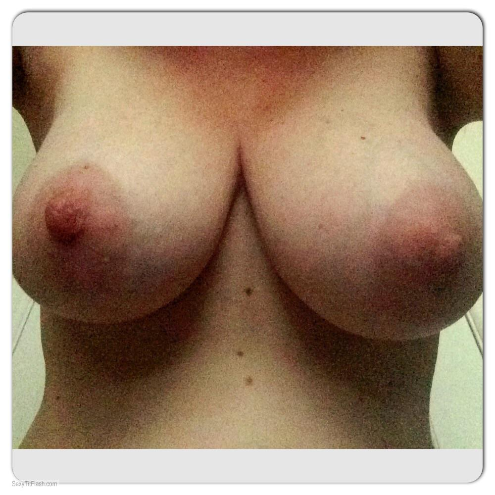 Tit Flash: My Big Tits - Cmp from United Kingdom