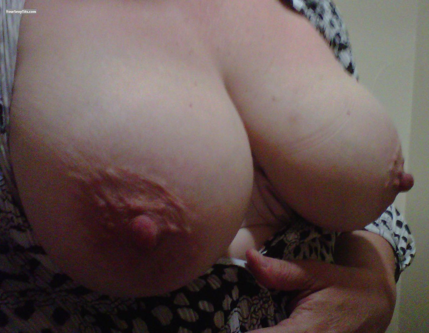 big tits thick nipples Teen