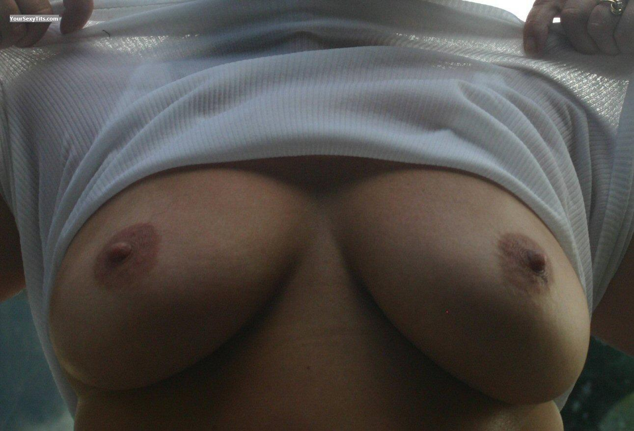 Tit Flash: Big Tits - Just For Fun from United States