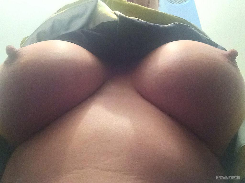 My Big Tits Topless Nice Nipples