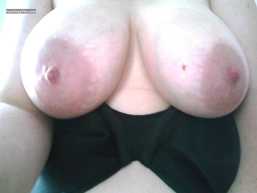 Tit Flash: My Big Tits (Selfie) - Stargazer76 from United States