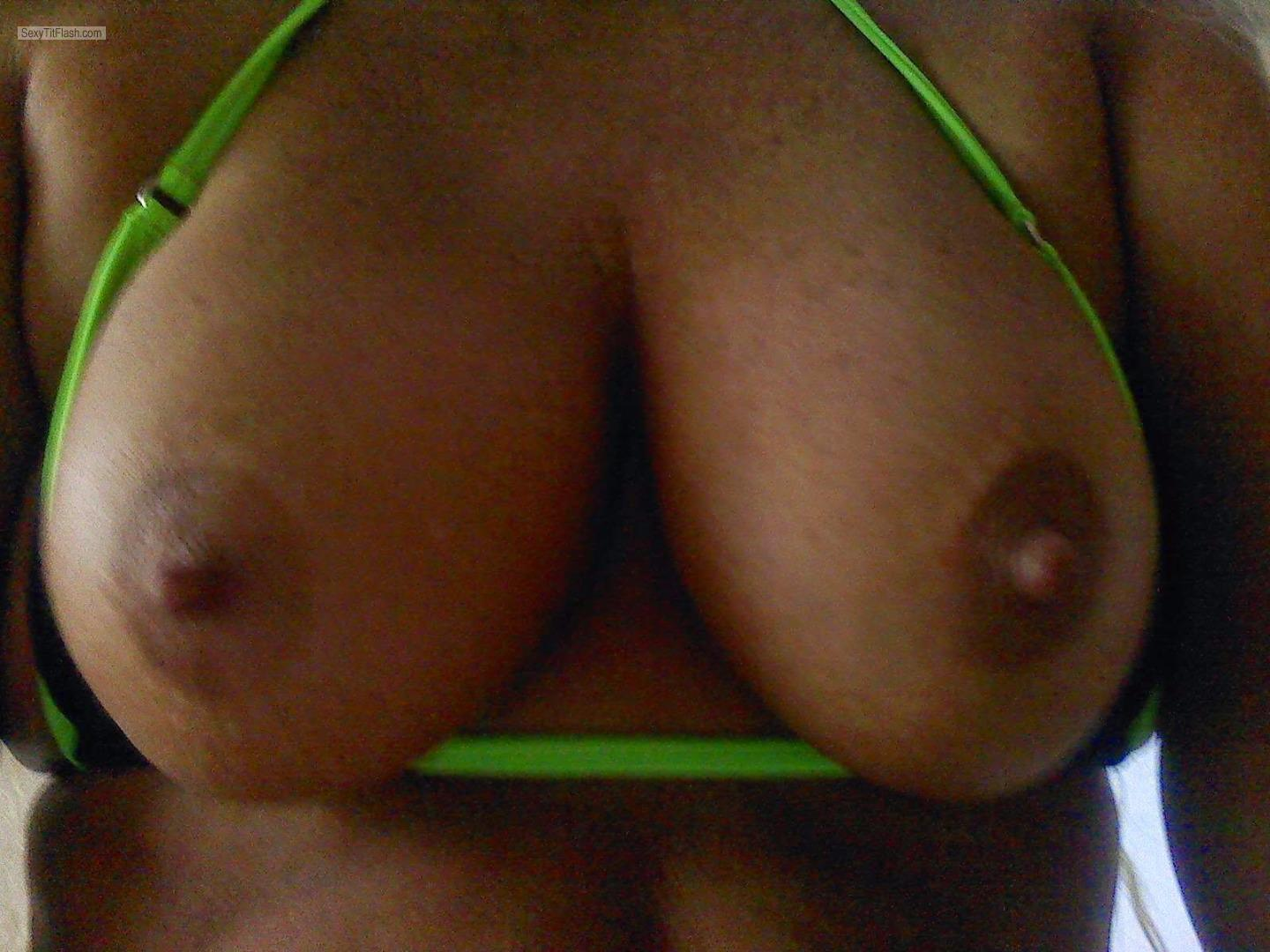 Big Tits Of My Wife Sexy Milf