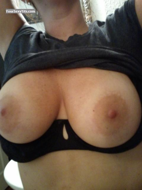 My Big Tits Selfie by Andie!