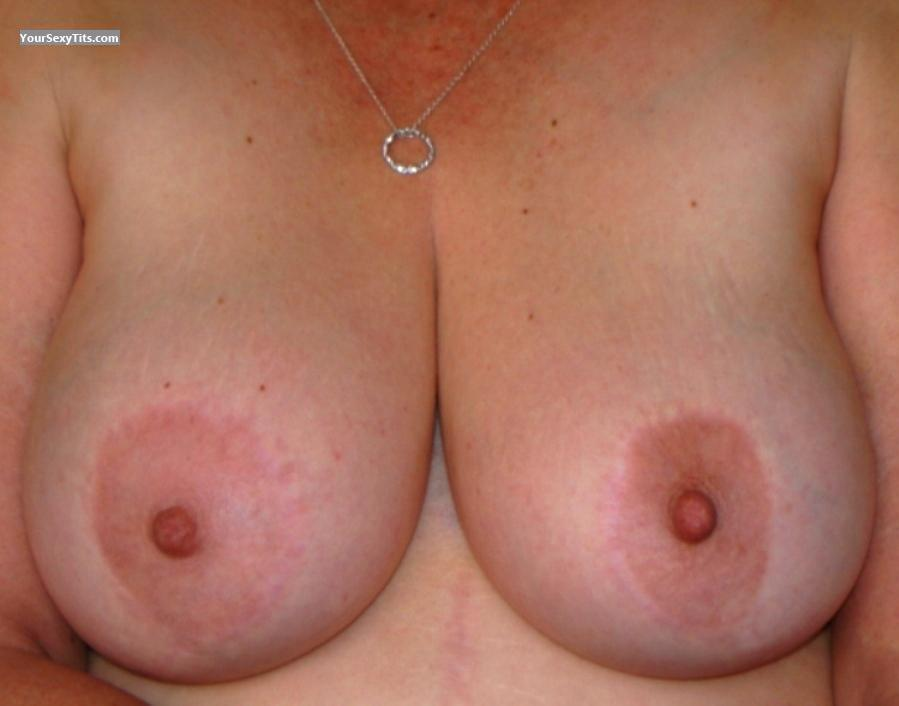 Tit Flash: Big Tits - Pearl from South Africa