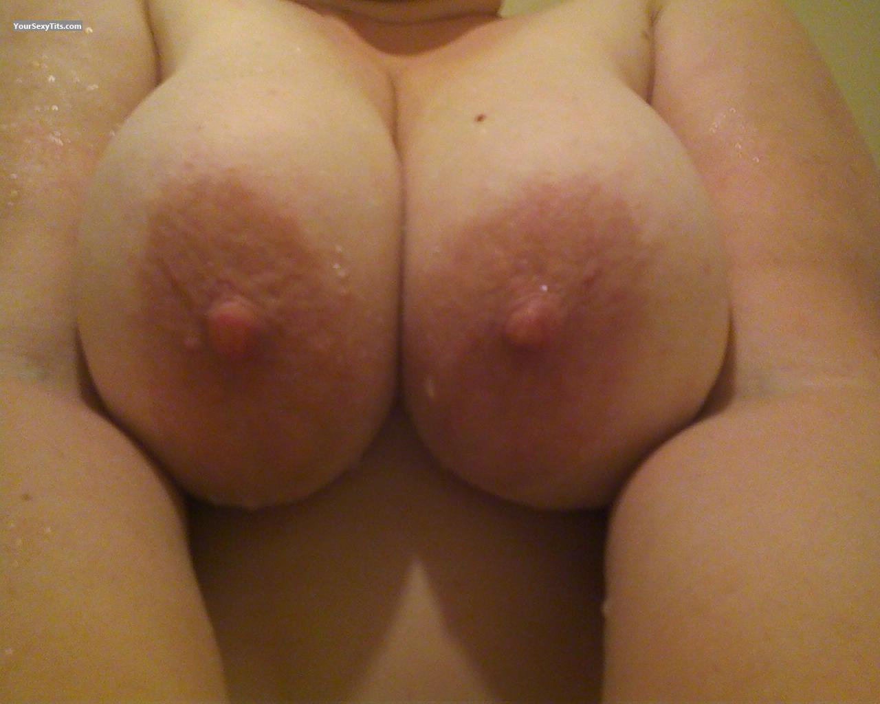 Tit Flash: My Big Tits (Selfie) - Jaimee from United States