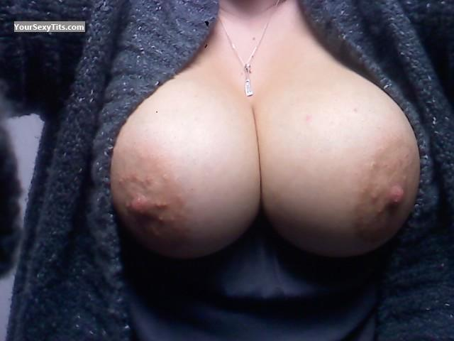 Tit Flash: My Big Tits (Selfie) - Amanda from United States