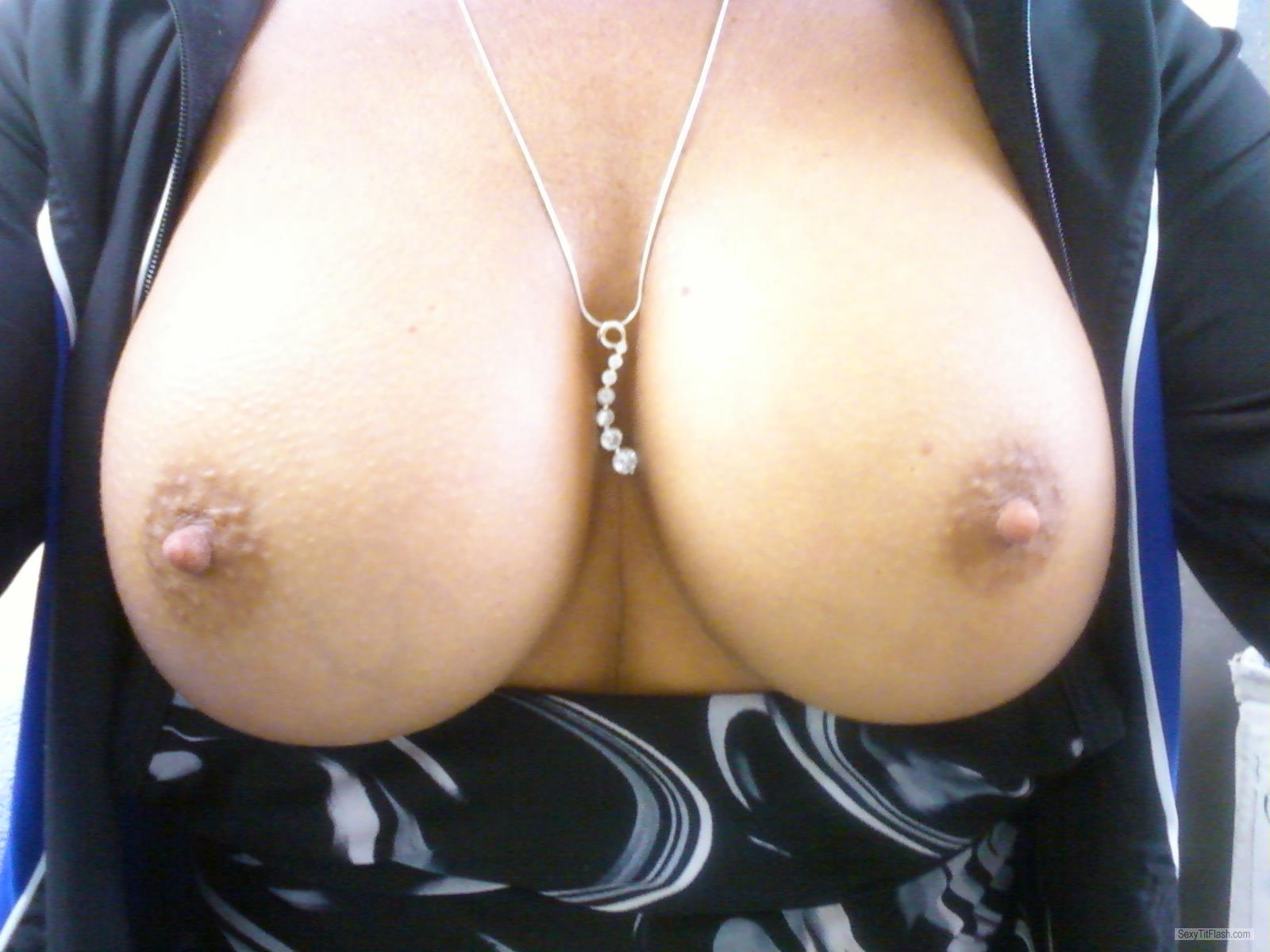 Tit Flash: My Big Tits - Fun Girls from United States