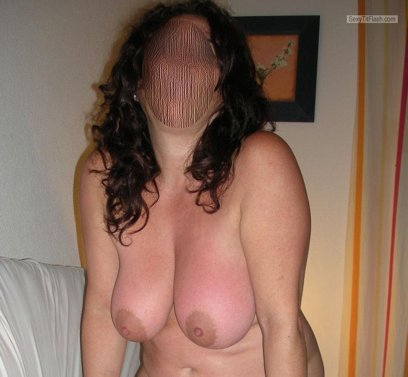 Wife with nice tits