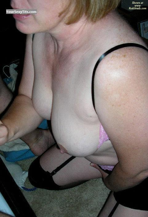 Tit Flash: Big Tits - Sugarlips from United States