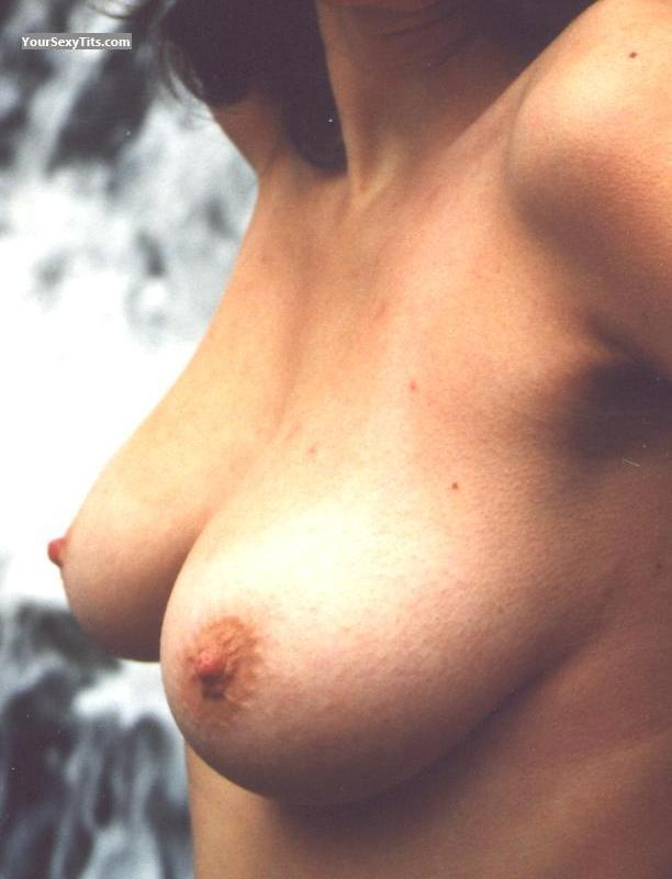 Tit Flash: Big Tits - Kc1987 from United States