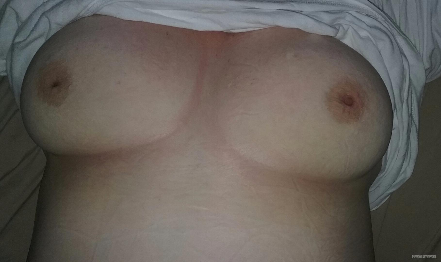 Big Tits Of My Girlfriend Naughtygirl