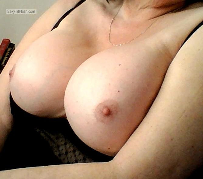 Tit Flash: My Big Tits (Selfie) - Sammi from United States