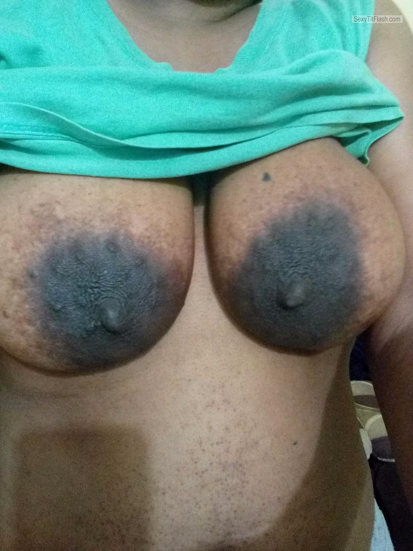 My Big Tits Selfie by Suckit