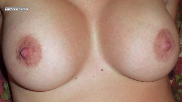 Tit Flash: Big Tits - Ladams from Canada