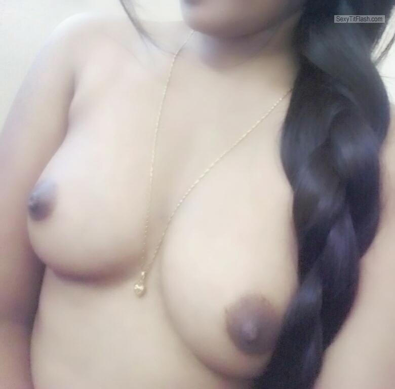 My Big Tits Selfie by Riya