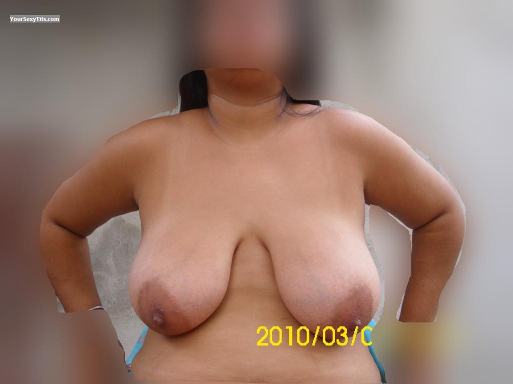 Tit Flash: Big Tits - Mary from Venezuela