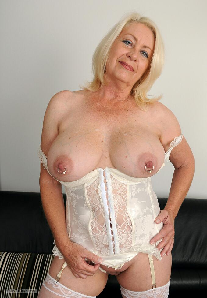 Big Tits Of My Wife Topless Grand Mom