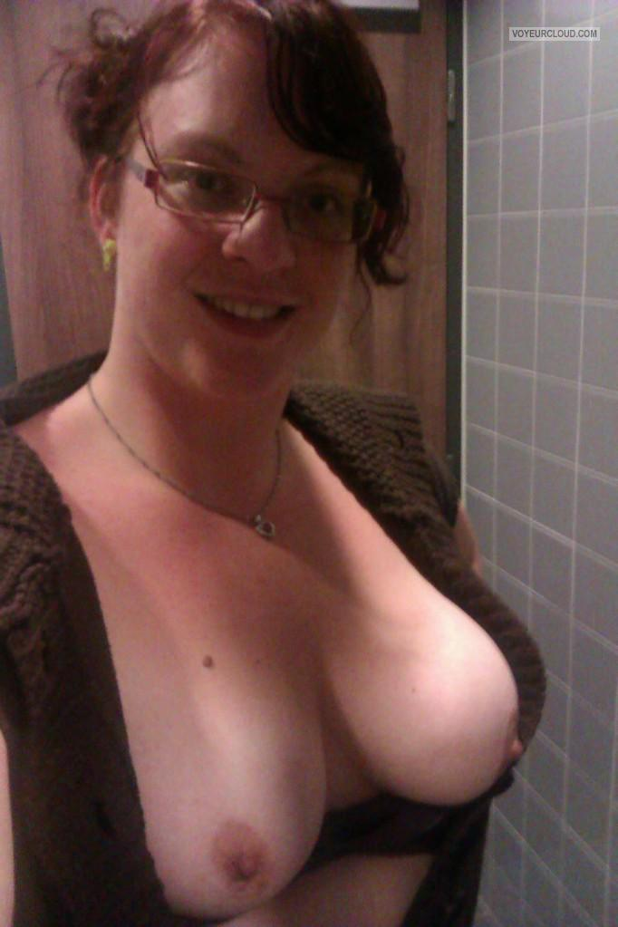 My mom huge tits