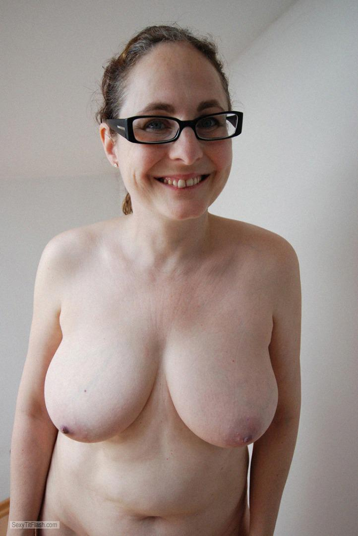 My Big Tits Topless Norma