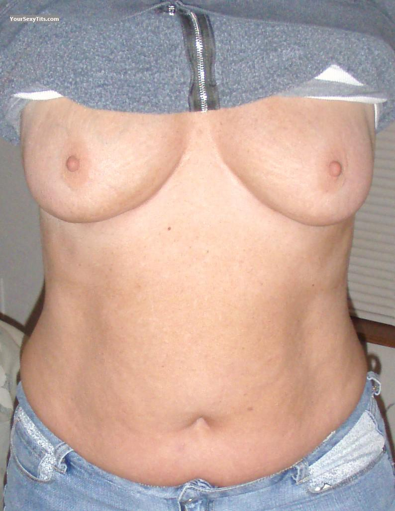 Medium Tits Of My Girlfriend Rpants