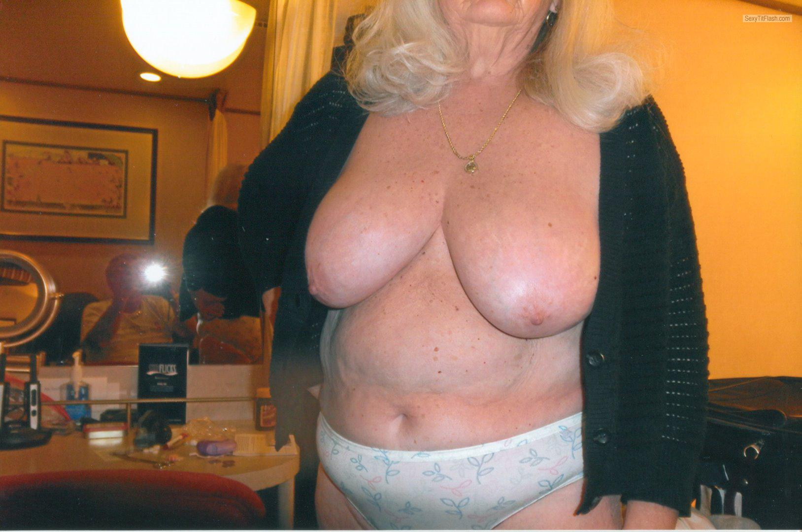 Big Tits Of My Girlfriend Marie