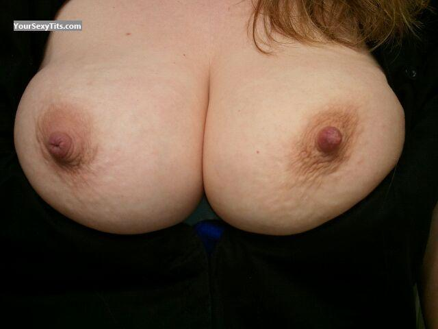 Tit Flash: My Big Tits (Selfie) - Mandy Mellons from United States