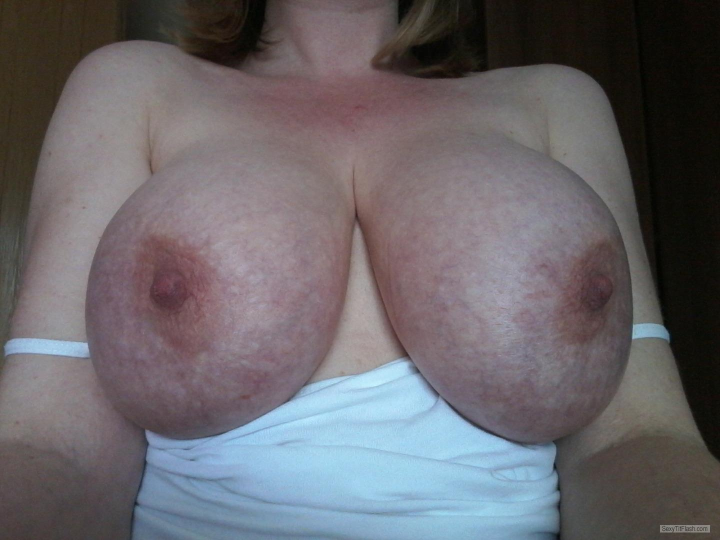 My Big Tits Selfie by J's Mellons