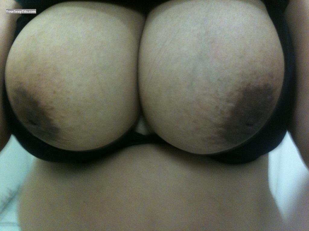 My Big Tits Selfie by BM