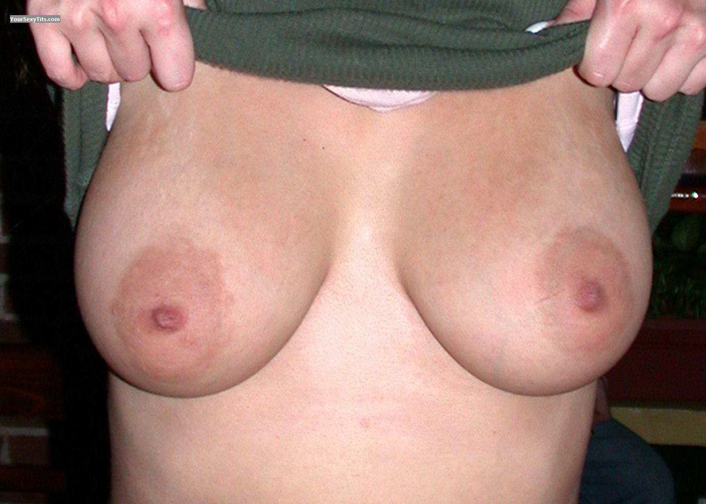 Big Tits Flash M If You Have Em