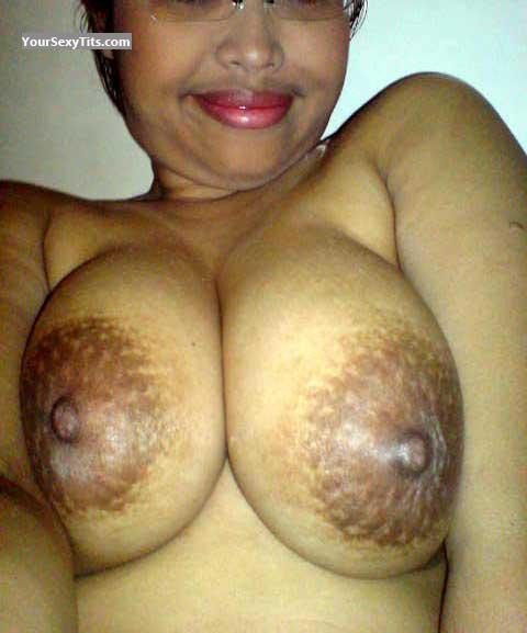 My Big Tits Selfie by Dini