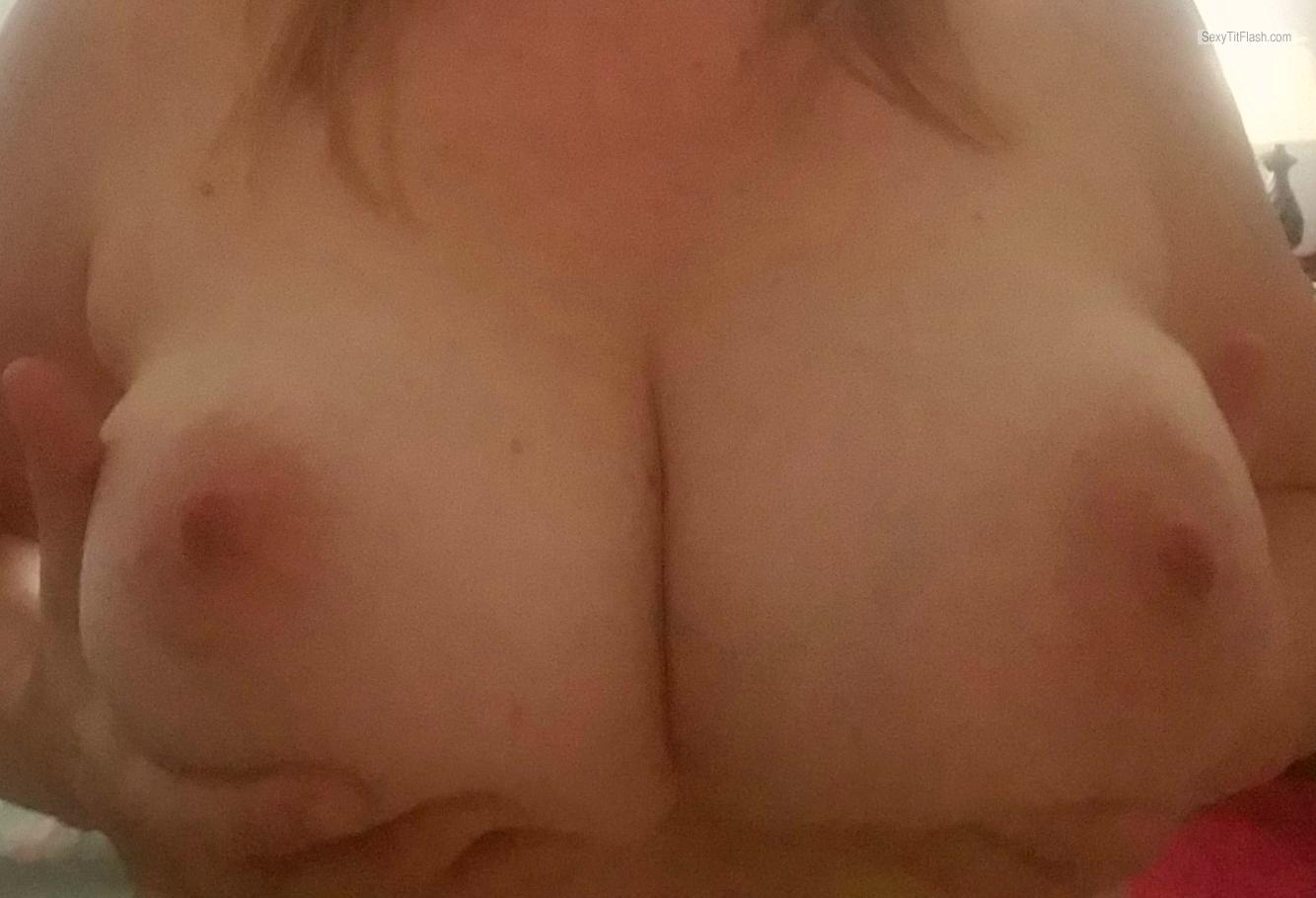 My Big Tits Selfie by Liz
