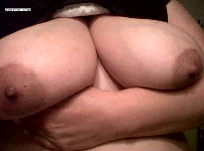 Tit Flash: My Big Tits (Selfie) - Letty In Texas from United States