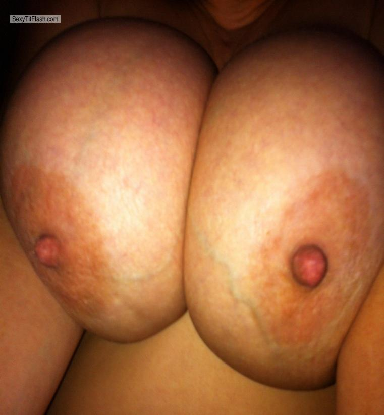 Extremely big Tits Sexylady