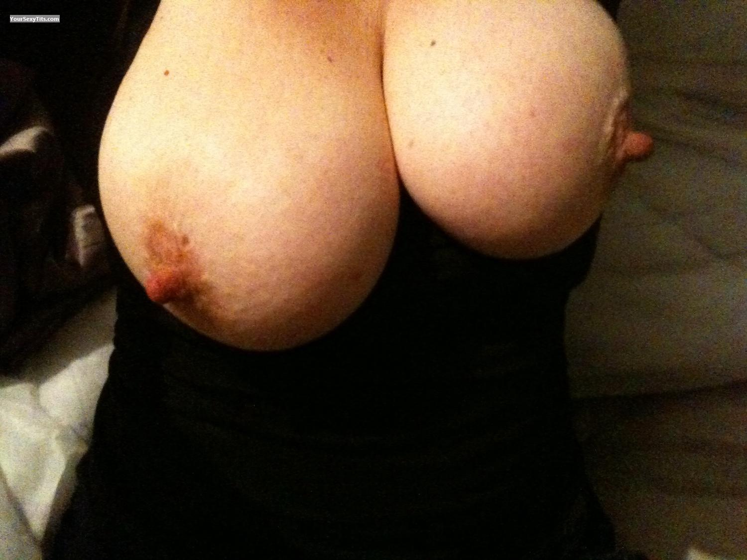 My Extremely big Tits Selfie by Bouncylucy