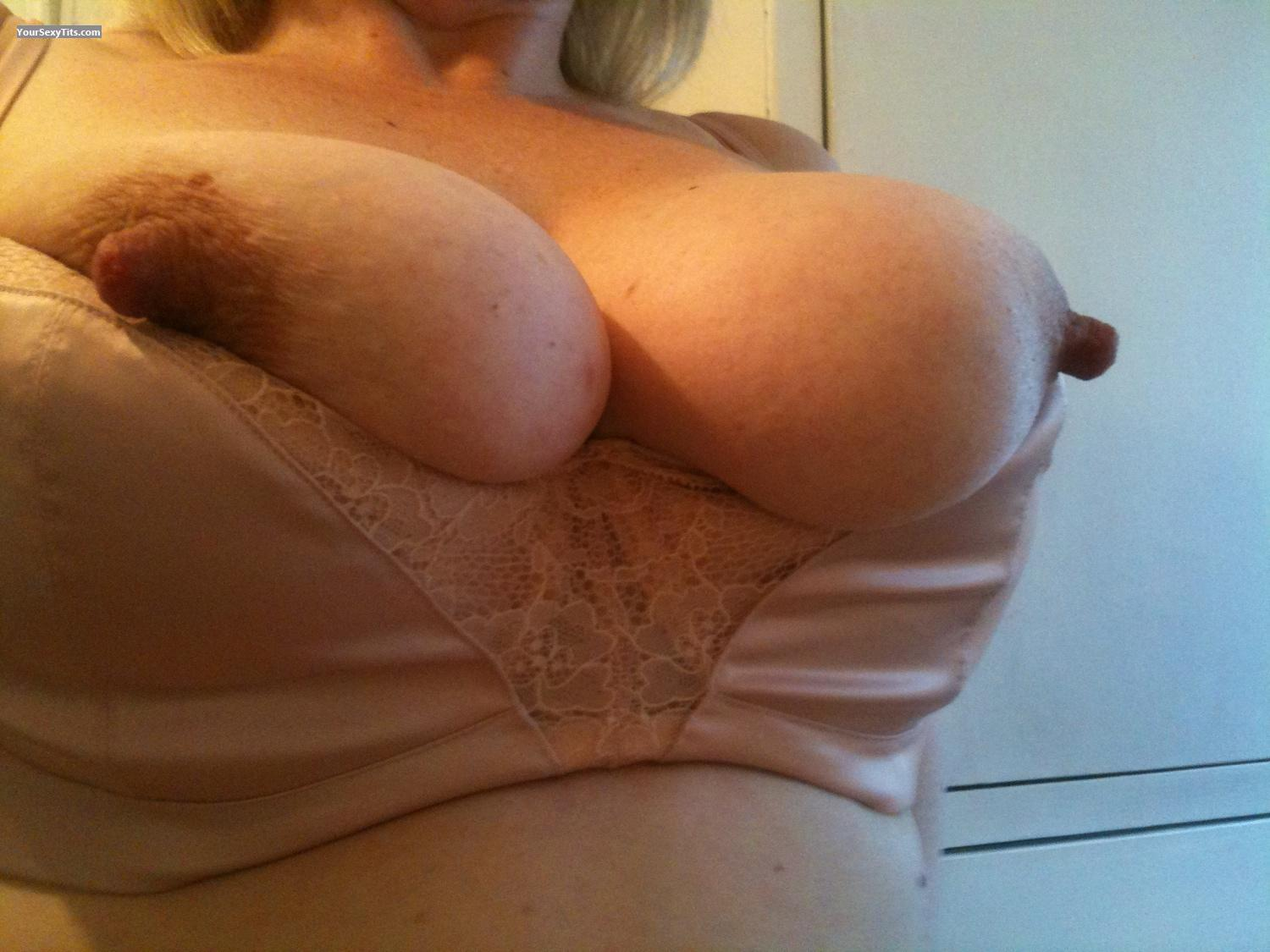 My Very big Tits Selfie by Bouncy Lucy