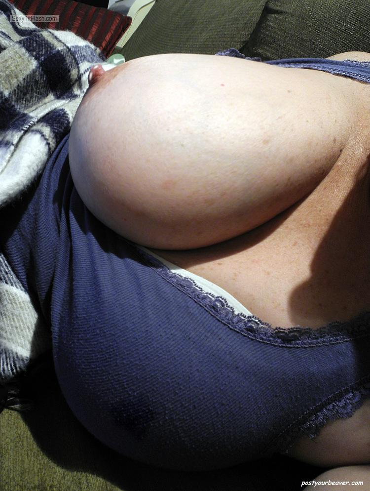 Extremely big Tits Of My Wife Hhb