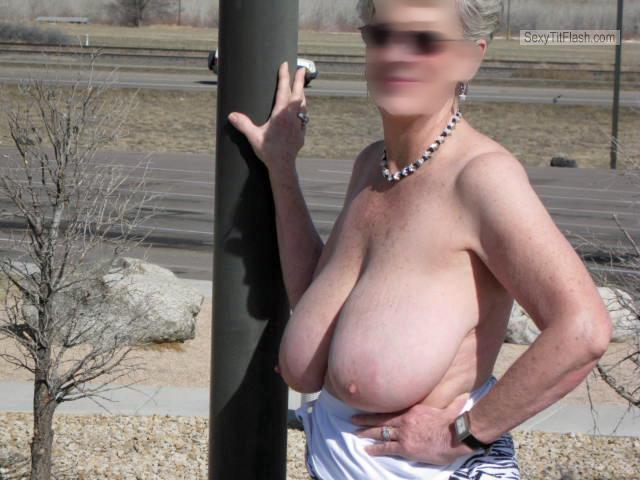 Senior Tits 92