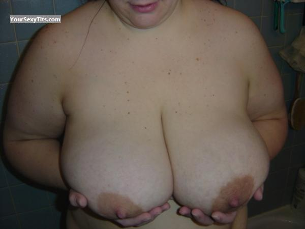 Extremely big Tits Jan