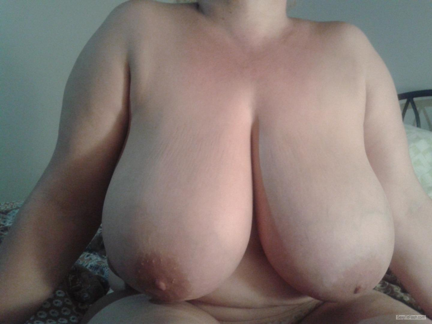 My Extremely big Tits Selfie by Jcupams