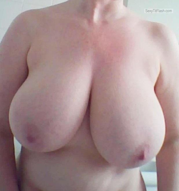 My Extremely big Tits Selfie by Jen