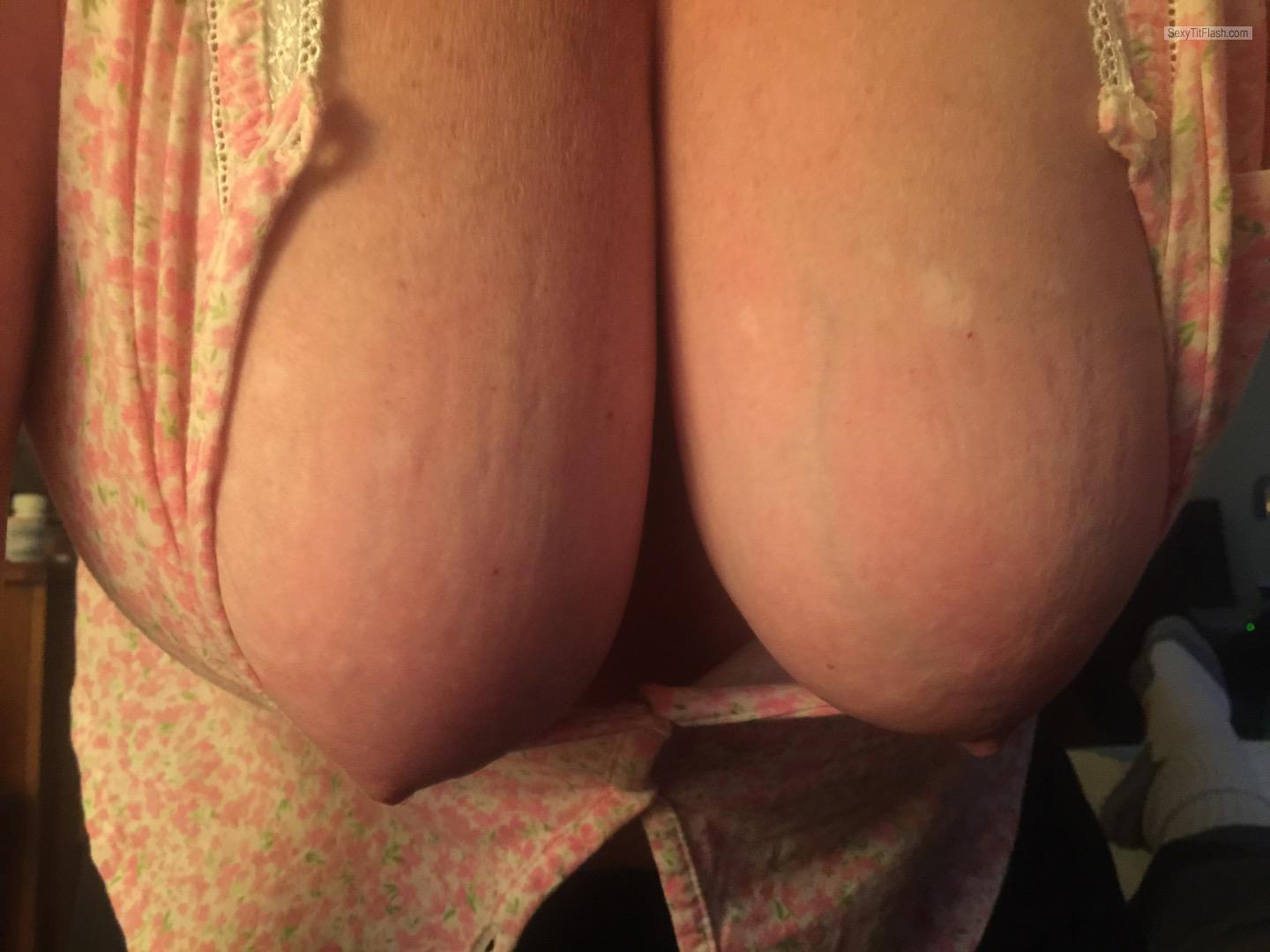 My Very big Tits Selfie by Risky Wife