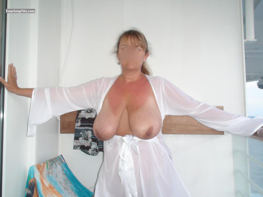 Extremely big Tits Of My Wife Jill