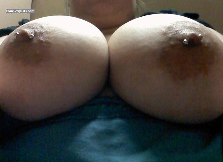 My Extremely big Tits Selfie by Pdx_cpl69