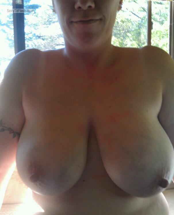 My Extremely big Tits Hot Wife Faith
